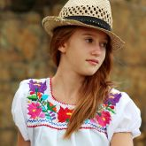 Mexican blouse CALIFORNIA